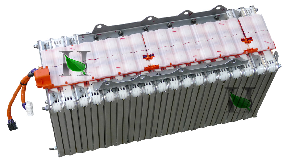 Vectrix Lithium Conversion 9kwh Battery Pack 136v 60ah