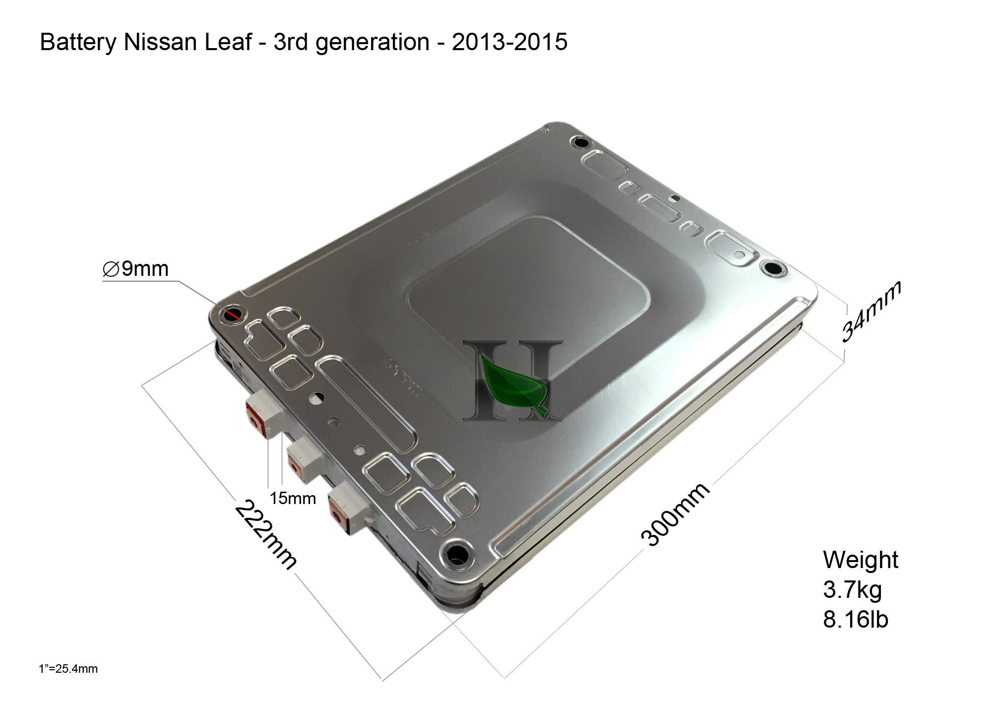 2015 Nissan Leaf Wiring Diagram Trusted Diagrams 11kw H Battery Block 182v 62ah From 2014 Teana